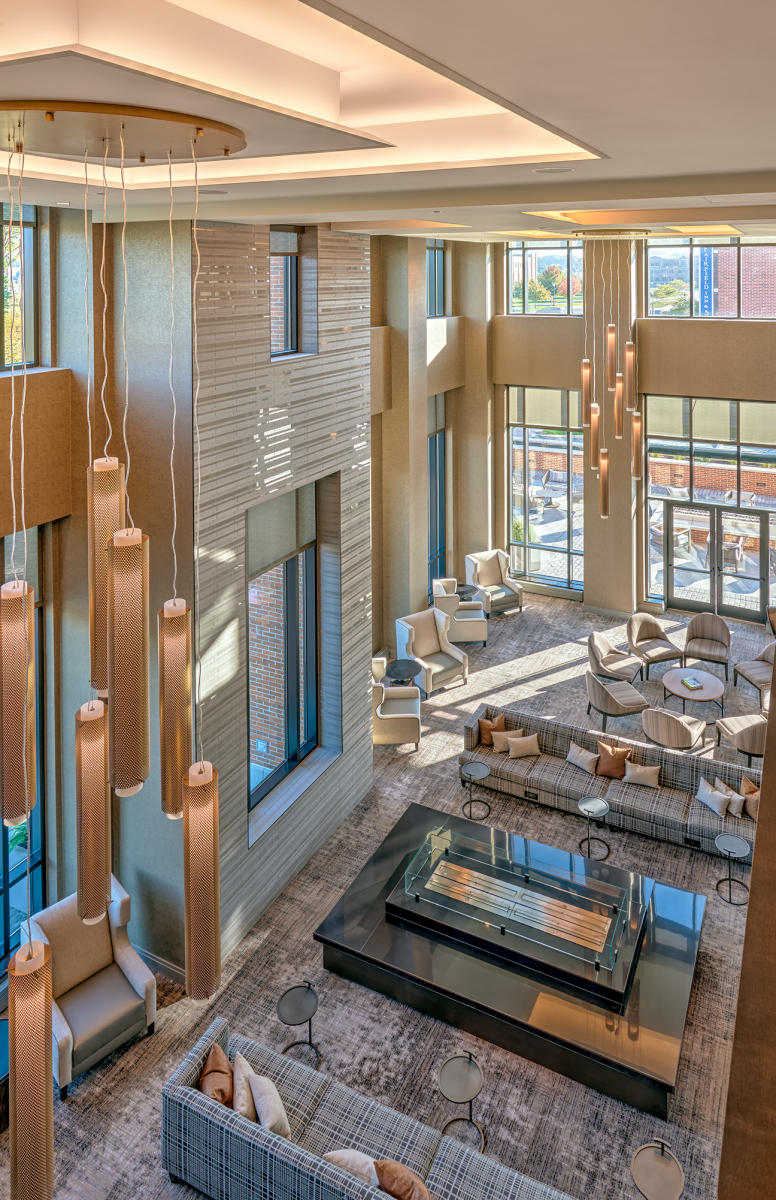 Architect: Cooper Carry   |   Project: Embassy Suites South Bend
