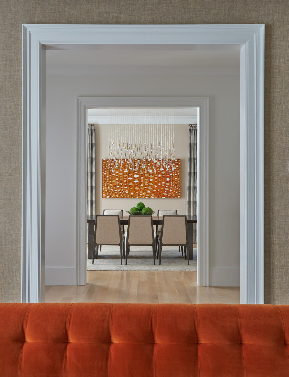 Design: MS Vicas Interiors   |   Architect: Thompson & Cooke   |   Project: Forest Hills Residence