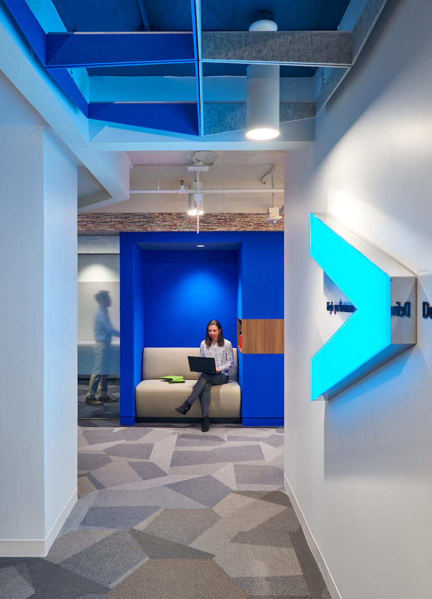 Architect: SmithGroup   |   Project: Accenture