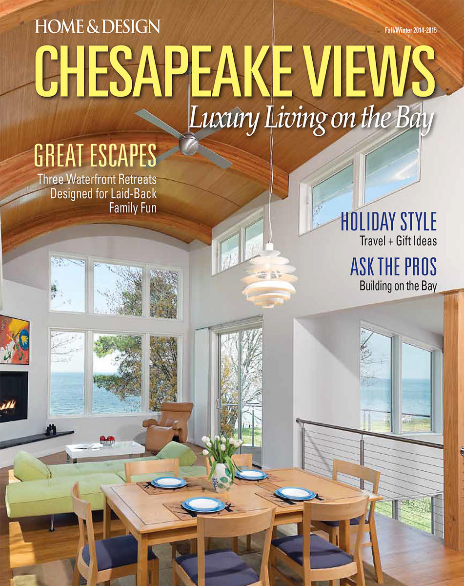 Chesapeak Views | Leonardtown MD | Client: Theresa del Ninno, architect