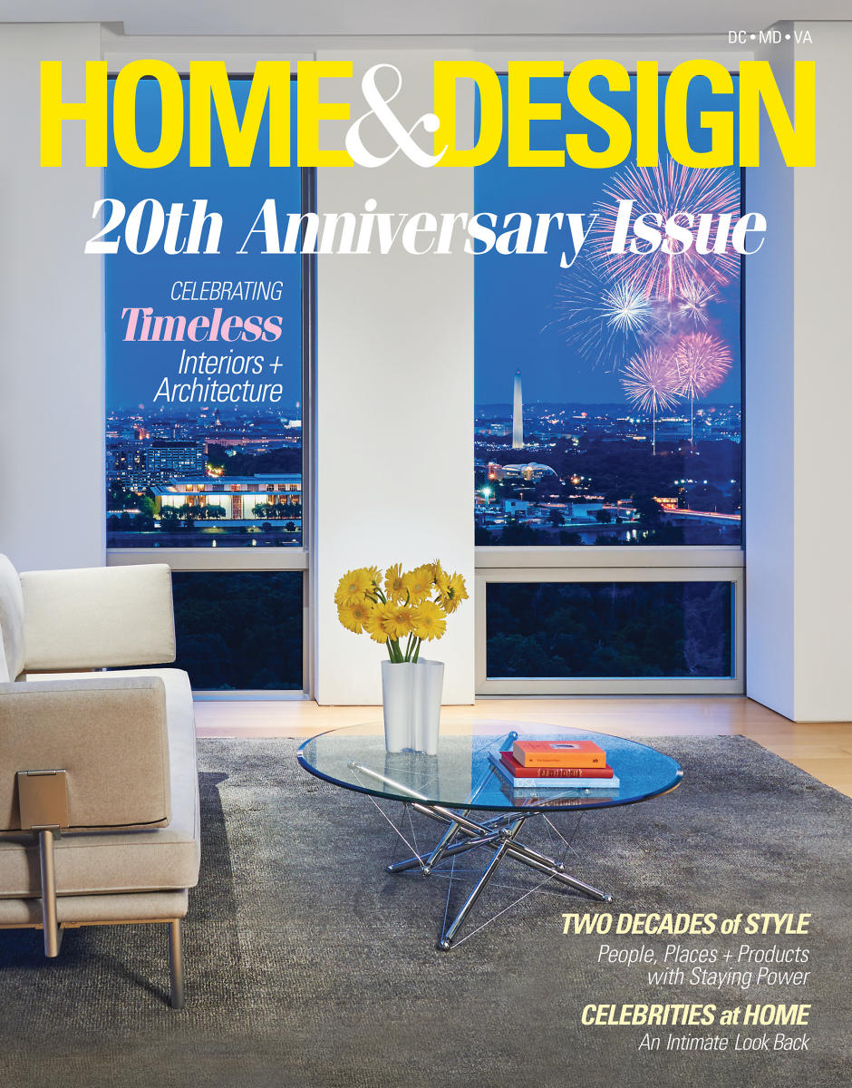 Home & Design 20th Anniversary issued, Cover Story