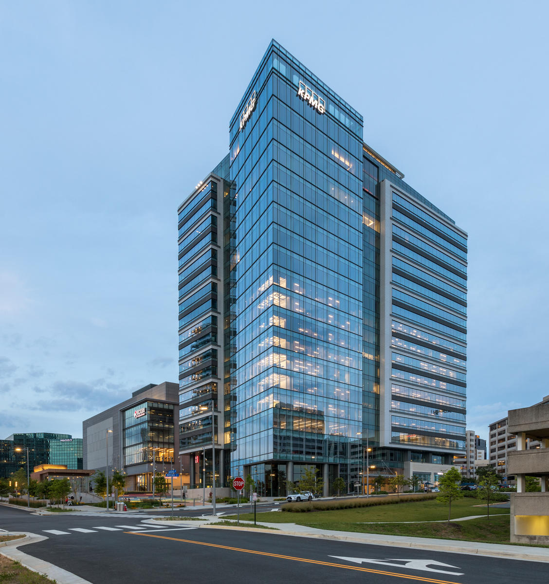 Client: Arban & Carosi   |   Project: The Boro; Tysons Corner, VA