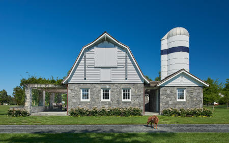 Architect: Wiedemann Architects   |   Project: Waterfront Farm