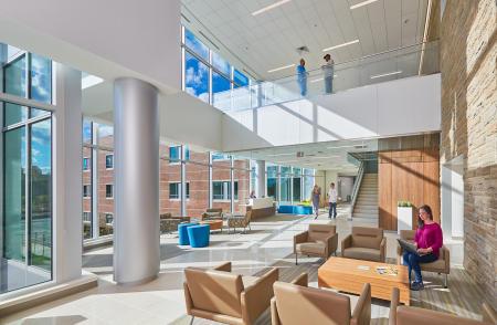 Healthcare: DC Architectural Photography | Hoachlander Davis