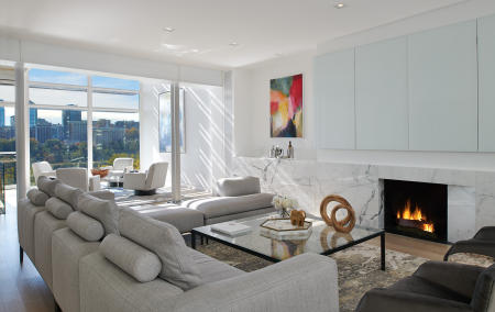Architect: McInturff   |   Project: Georgetown Townhouse