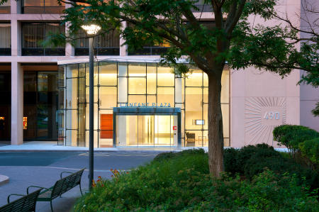 Architect: SmithGroup   |   Project: L'Enfant Plaza Retail - East