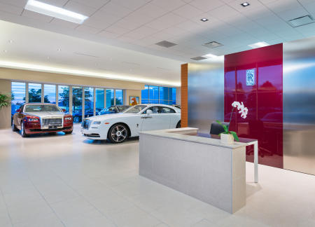 Architect: VA-Spaces   |   Project: Rolls Royce, Sterling, VA