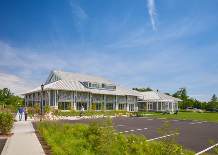 Architect: Cooper Carry   |   Project: Bayside, Fenwick Island, DE