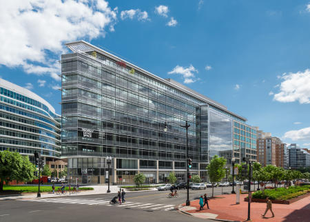 Client: Clark Construction   |   Project: 601 Massachusetts Avenue
