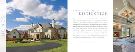 Creighton Farms Sales Brochure | Aldie, VA