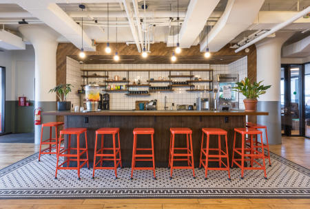 Client: NGKF   |   Project: WeWork Astoria